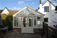 perfect replacement Hardwood Conservatory